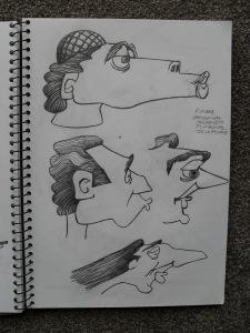 KissKiss sketch
