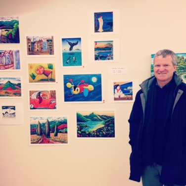 Alistair's Art Exhibition